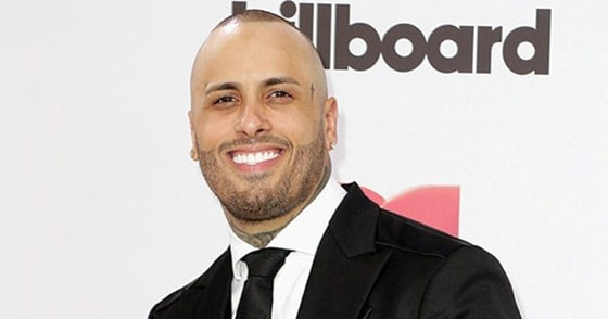 Nicky Jam le dedica sus premios Latin Billboard a Venezuela (+Video)